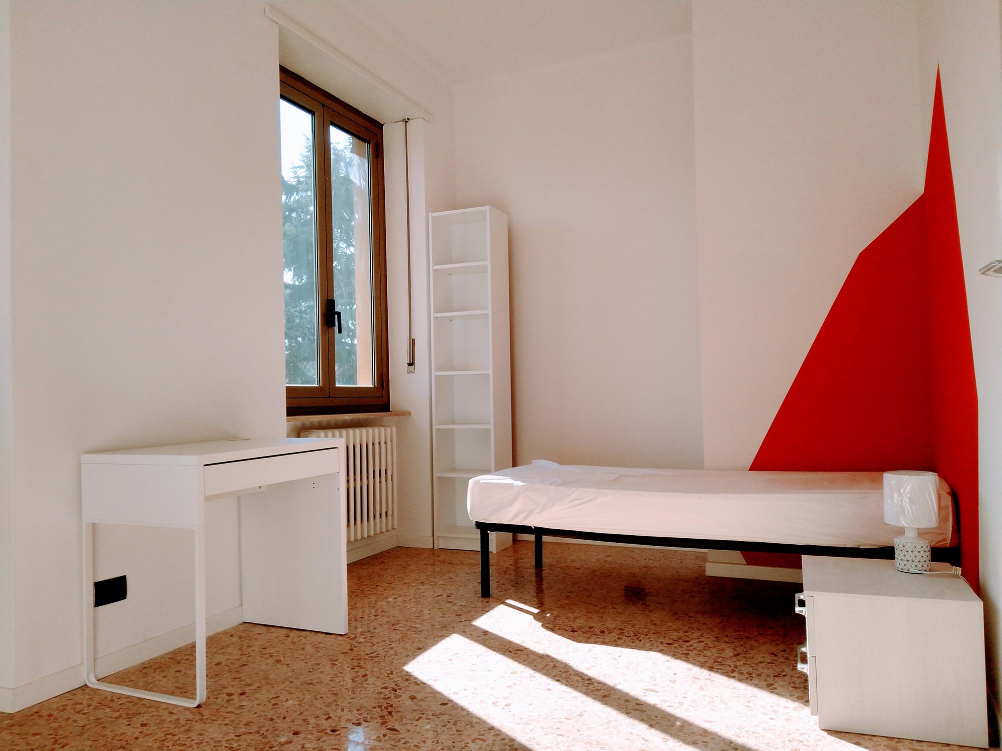 Camera singola per city users Ma.Ri. House Torino - cohousing torino