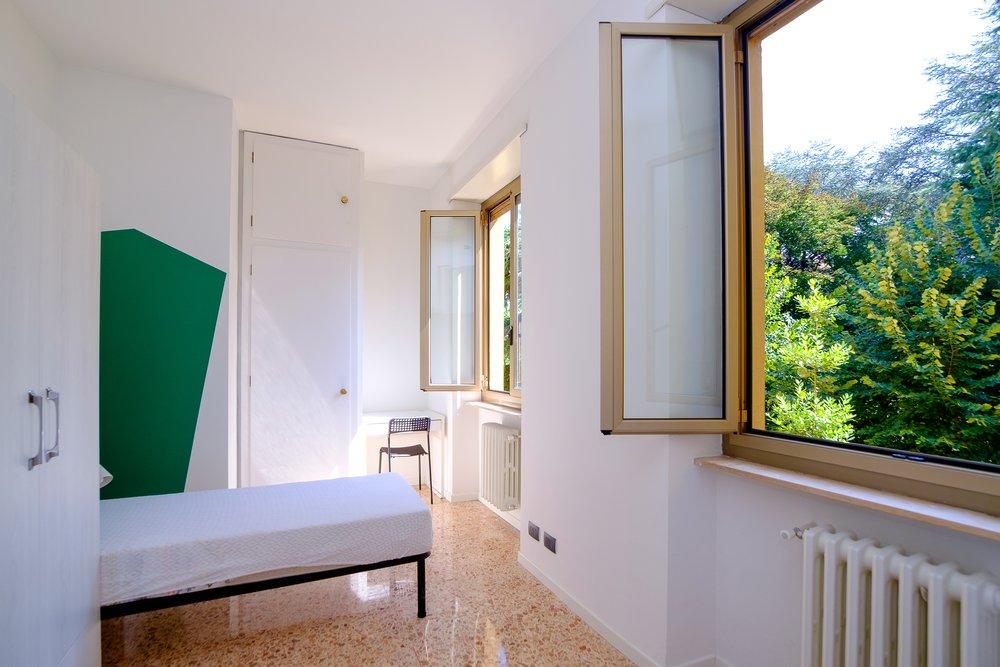 Camera singola studenti - Mari house Residenza per srudenti a Torino