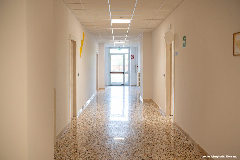 corridoio - Mari House residenza temporanea per studenti universitari e lavoratori a torino