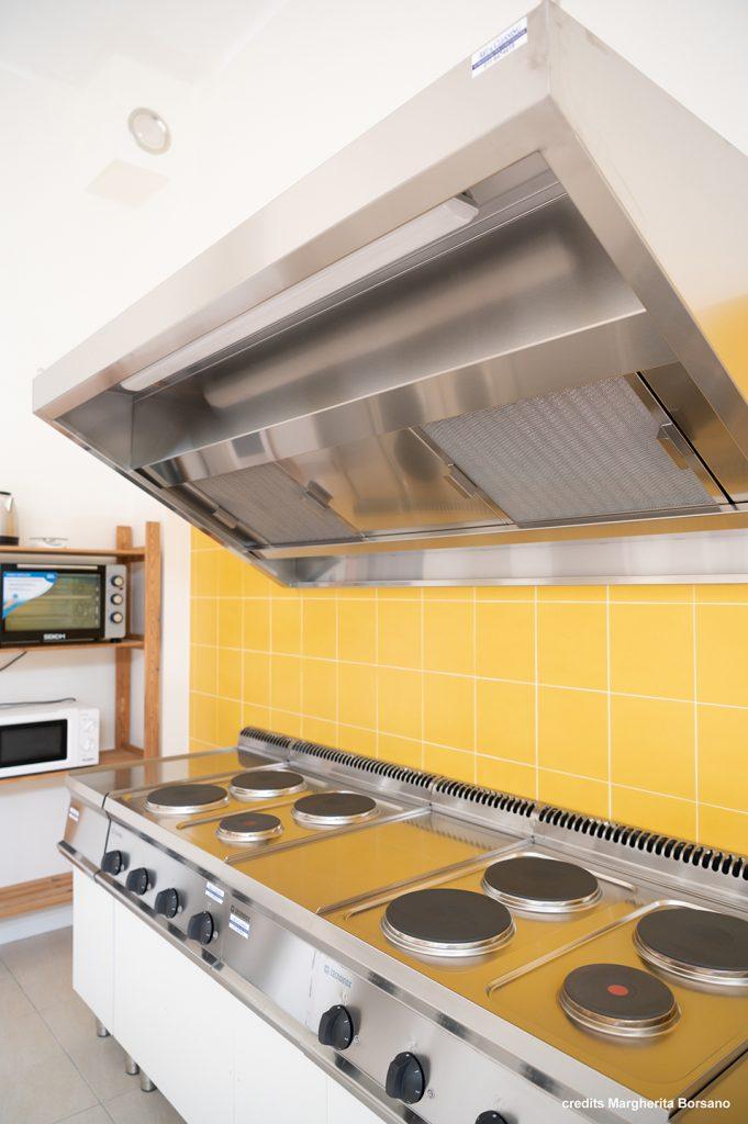 cucina - Mari House residenza temporanea per studenti universitari e lavoratori a torino
