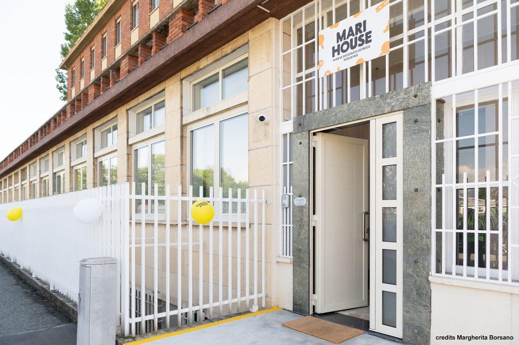 ingresso - Mari House residenza temporanea per studenti universitari e lavoratori a torino